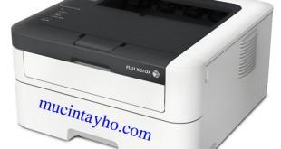 Reset mực Xerox P225db chỉ in được 1 tờ