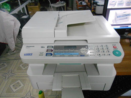 Reset máy in Panasonic KX-MB 772