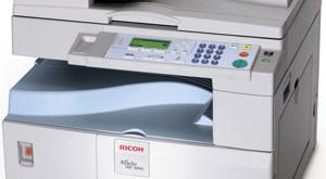 Đổ mực máy photocopy Ricoh MP1900
