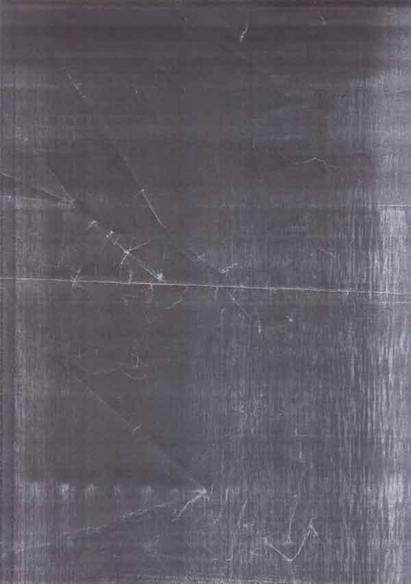 Bản in bị đen sau khi đổ mực