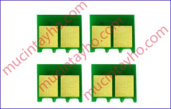 chip mực máy in HP Pro M252