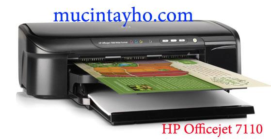 Máy in màu HP Officejet 7110