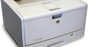 Máy in HP5200 báo Standard output bin full