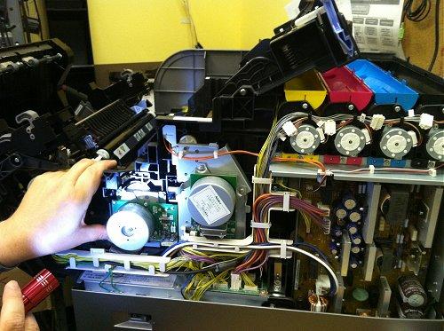 Sửa máy in tại nhà