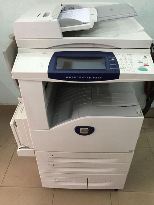 Máy photocopy xerox 5255 cũ