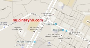Đổ mực máy in tại Nguyễn Chí Thanh