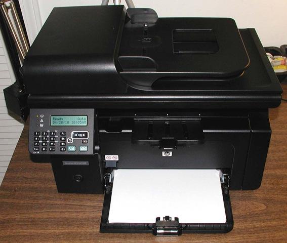 Máy in HP M1212nf cũ