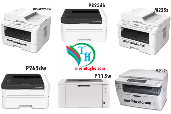 Reset Trống máy in Xerox P115 P225 M115