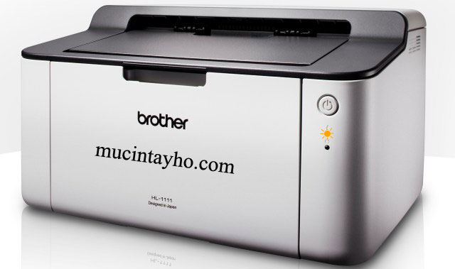 Đổ mực máy in Brother HL-1111