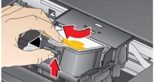 Đổ mực máy in tại Kim Mã