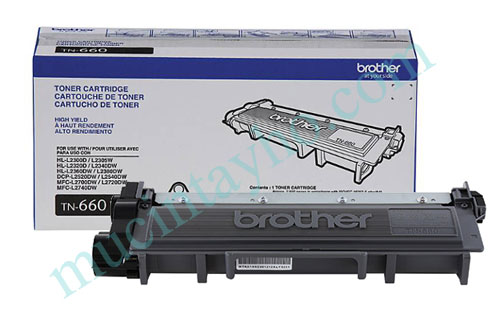 Hộp mực TN660 brother 2360dw