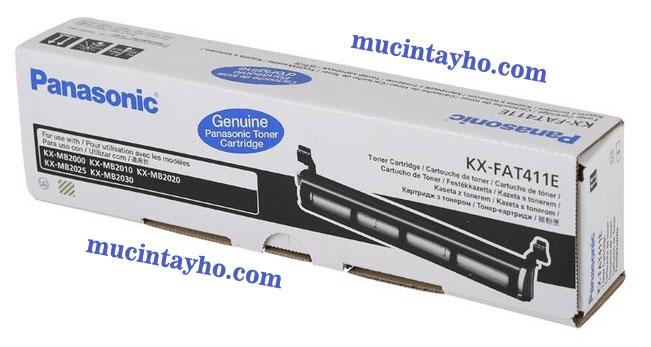 Đổ mực máy in Panasonic KX-MB2085