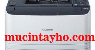 Đổ mực máy in canon LBP 6680X