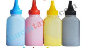 đổ mực máy in màu tại nhà