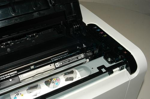 Đổ mực máy in laser màu HP CP1025