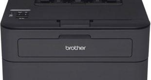 Máy in Brother HL-L2366 bị đen xì cả trang in