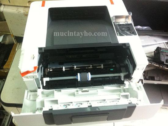 Đổ mực máy in HP M402d