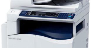 Đổ mực máy photocopy Xerox S2420