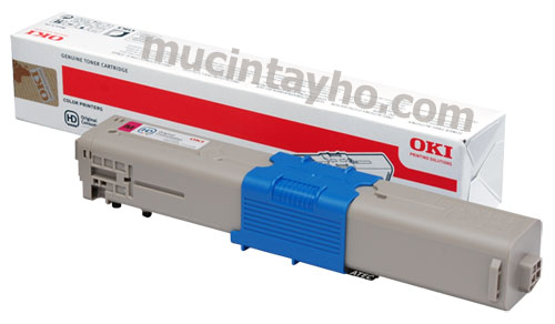 Hộp mực máy in Oki C321dn màu Đỏ