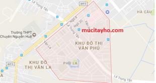 Đổ mực máy in tại Khu đô thị Văn Phú