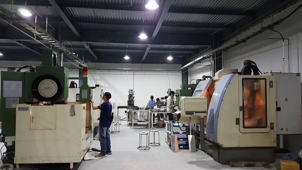 nha máy sản xuất saiteki