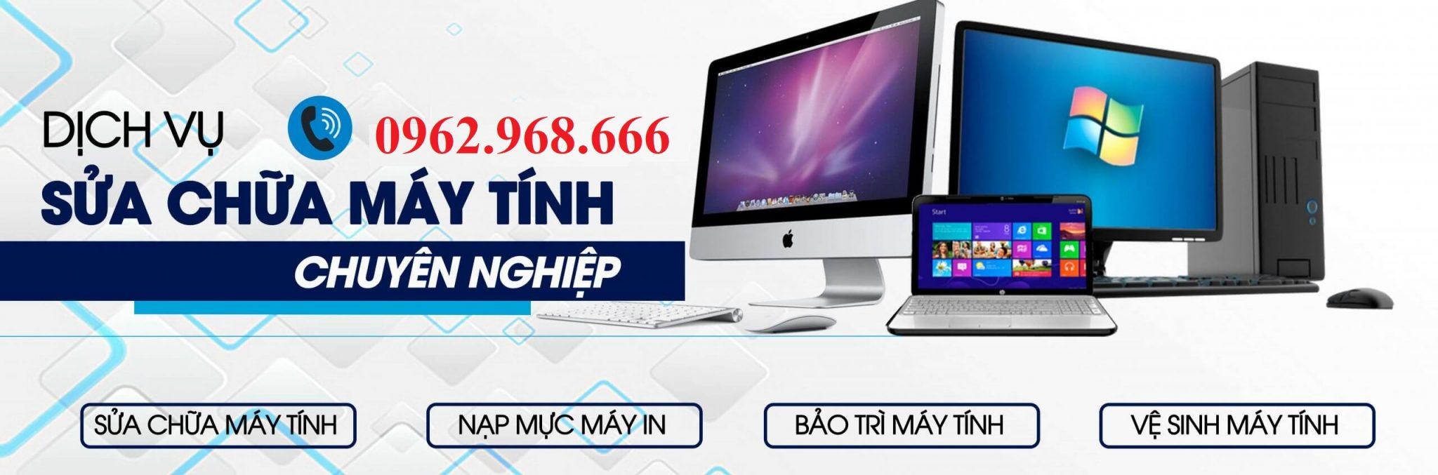 Sửa máy tính tại Nguyễn Cơ Thạch
