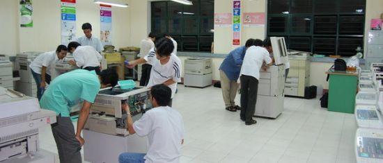 Sửa máy photocopy tại Mỹ Đình