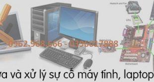 Sửa máy tính tại nhà Đông Anh