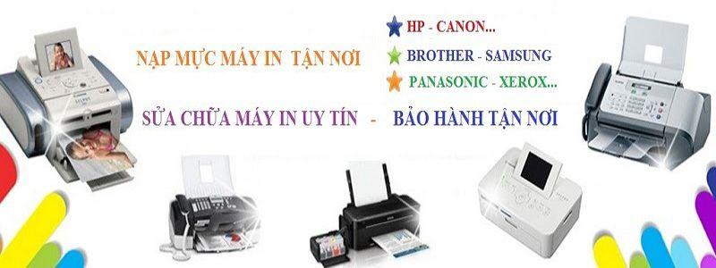 Đổ mực máy in tại Dương Khuê