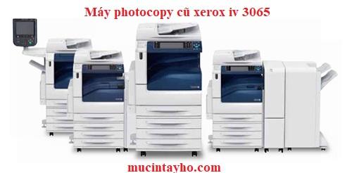 Máy photocopy cũ xerox iv 3065