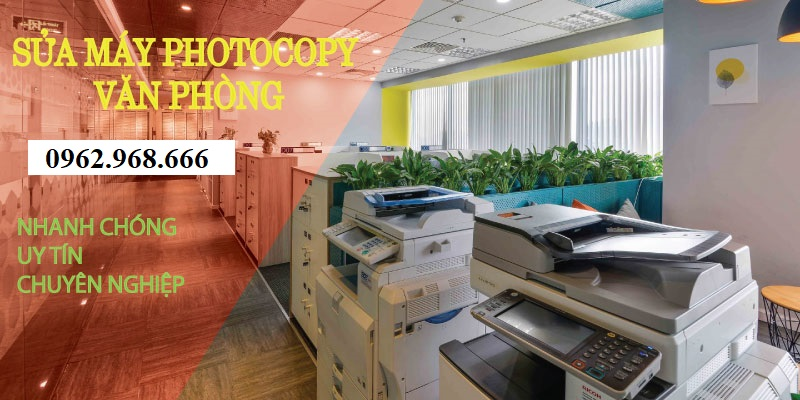 Sửa máy photocopy tại nhà